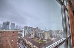 Toronto Lofts, Lofts For Rent, High Windows, Gas Bbq, Living Room Shelves, Lake Shore, Window Wall, Terrace, New York Skyline