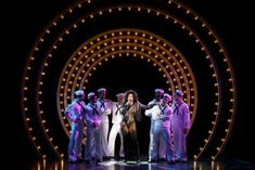 Stephanie J. Block (center) plays Star in The Cher Show on Broadway. Neil Simon Theatre, The Cher Show, Broadway Costumes, Block Center, Comedy Duos, Hollywood Red Carpet, Dark Look, Singing Happy Birthday, Art Costume