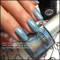 Color Club Over the Moon. ©imabeautygeek.com
