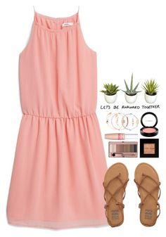 """~a dream is a wish your heart makes~"" by simply-natalee ❤ liked on Polyvore featuring MANGO, MAC Cosmetics, Accessorize, Bobbi Brown Cosmetics and Billabong"