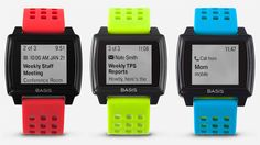 Basis' Peak fitness watch