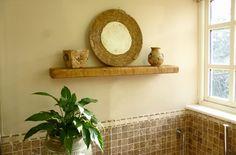 An example of the Ben Simpson Furniture Floating shelf range...#rusticfloatingshelves