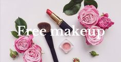 Get referrals, earn free makeup! 1 referral = 1 Item of your choosing 5referrals= 1 month subscription 20referrals=1 year subscription