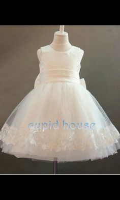 Flower girl dress♥