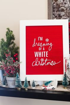 Heidi Swapp letterboard quote for Christmas The Night Before Christmas, Little Christmas, Winter Christmas, Christmas Holidays, Christmas Wreaths, Christmas Ideas, Holiday Quotes Christmas, Rustic Christmas, Christmas Inspiration