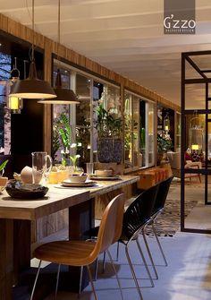 Terrace by Galeazzo Design
