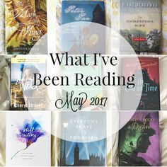 What I've Been Reading - May 2017