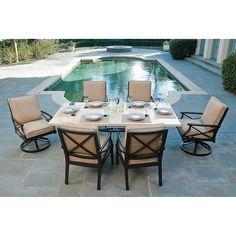 Travers 7-piece Patio Dining Set