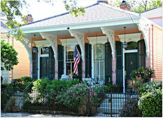 New Orleans Homes and Neighborhoods » New Orleans Homes come in a variety of styles, colors and distinct neighborhoods..
