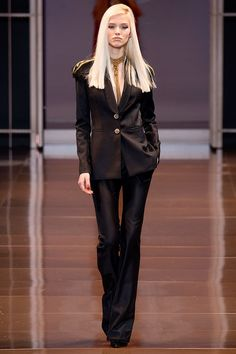 Versace  - Fall/Winter 2013-2014 Milan Fashion Week