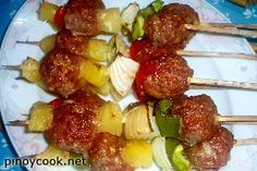 Repin and comment!    #Grilled meat balls    grilled meat | barbecue | grilled food    http://richmondvabarbecue.com/
