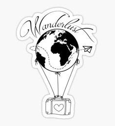 Travel tattoo ideas wanderlust inspiration ideas for 2019 Mini Tattoos, Trendy Tattoos, Love Tattoos, Body Art Tattoos, New Tattoos, Small Tattoos, Tatoos, Arm Tattoos For Guys, Future Tattoos