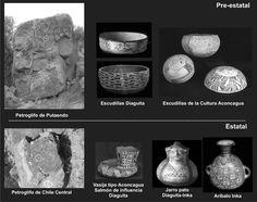 Una sólida y centenaria tradición alfarera caracteriza a la Cultura Aconcagua. Los sitios arqueológicos con restos de esta cerámica ocupan un amplio territorio, acusando una dispersión regional importante. Regional, Russian Embroidery, Single Wide, Foot Prints