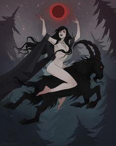 Day 10 of is Witch! Dark Fantasy Art, Dark Art, Witch Music, Character Art, Character Design, Arte Obscura, Goth Art, Beltane, Horror Art