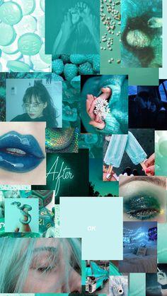 Blue Wallpaper Iphone, Pop Art Wallpaper, Trippy Wallpaper, Flower Phone Wallpaper, Iphone Wallpaper Tumblr Aesthetic, Green Wallpaper, Aesthetic Pastel Wallpaper, Tumblr Wallpaper, Cute Wallpaper Backgrounds