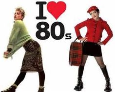 I love 80's in the Group Board ♥ 80's FASHION group board http://www.pinterest.com/yourfrenchtouch/80s-fashion