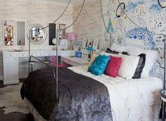 Fresh and Teen – 10 beautiful teen girls & # Bedroom design ideas - DiyForTeens Traditional Bedroom, Bedroom Makeover, Home Bedroom, Bedroom Design, Home Decor, Teenage Room, Cute Bedroom Ideas, Girl Bedroom Decor, Kid Room Decor