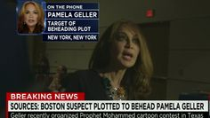 "Pamela Geller ""The attacks won't end with her or police officers"" (VIDEO)"