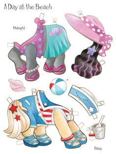 Dover Publications  Pretty Ponies Paper Dolls