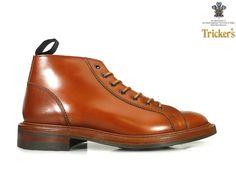 Trickers Monkey Boots - Marron