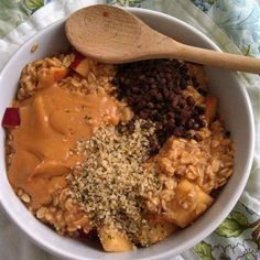 Superfood oats recipe on the blog