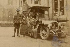 History | FANY (PRVC) - Princess Royal's Volunteer Corps