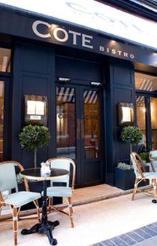 restaurant exterior Photos of Cote Brasserie - Bath, Bath - Restaurant Images - TripAdvisor Cafe Exterior, House Paint Exterior, Exterior House Colors, Exterior Doors, French Exterior, Exterior Signage, Grey Exterior, Entry Doors, Restaurant Door