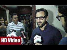 Checkout What Saif Ali Khan said after watching DANGAL. Click here to see the video >>> https://youtu.be/uzTlQ4lleX0 #saifalikhan #dangal #bollywood #bollywoodnews #bollywoodnewsvilla