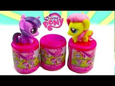 My Little Pony Fashem Mystery Surprise Blind Bag MLP Toy Opening REview Squishy Stretchy Fluttershy - YouTube