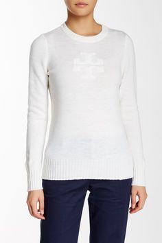 Hattie Wool Sweater by Tory Burch on @HauteLook