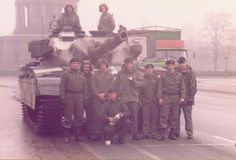 Military Photos, Military History, Uk Arms, Patton Tank, Berlin, The Centurions, Military Armor, Armored Fighting Vehicle, British Army