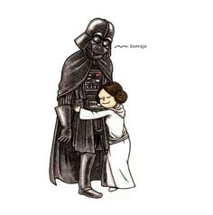 My first interview with author Jeffrey Brown about his new book Kids Are Weird and his two Vader parenting books - Darth Vader and Son and Vader's Little Princess Princesa Leia, Starwars, Star Wars Comics, Star Wars Humor, Darth Vader And Son, Star Wars Tattoo, Star Wars Party, Little Princess, New Books