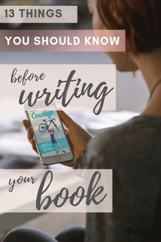 13 things you should know before writing your book. tips for writing a book l write a book tips l how to write a book l write a book l become an author l how to become an author l writing a book l steps to writing a book l book writing tips