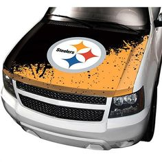 Pittsburgh Steelers Hood Cover