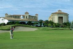 #Golf at the CasaMagna Marriott Puerto Vallarta Resort