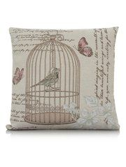 George Home Tapestry Birdcage Cushion 43x43cm