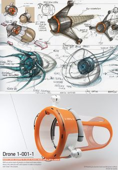 Flotsam-spotting: Elie Ahovi's Marine Drone, Like a Roomba for Ocean Garbage - Garbage Collection, Iron Man Wallpaper, Mockup, Sustainable Design, Sustainable Products, Cool Sketches, Sketch Design, Design Firms, Design Awards