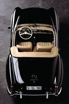 Mercedes-Benz SL 190 (W 121)