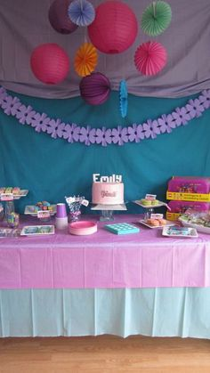 Lego Friends Birthday Party Ideas | Photo 4 of 23