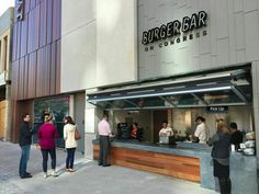 Image result for burger bar on congress