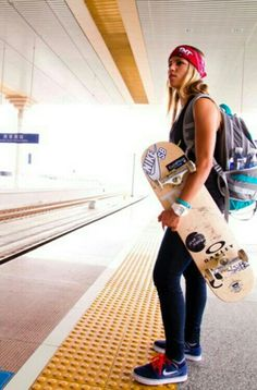 Hoppin' the train to go do what I love. Freedom on 4 wheels.  http://www.hotstripes.ca