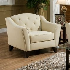 Bauhaus Lafayette Fabric Chair
