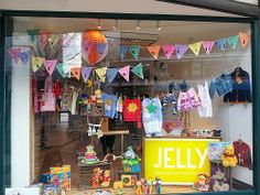 The Exeter Blog: Say hello to Jelly: City Centre Children's Shop Extraordinare