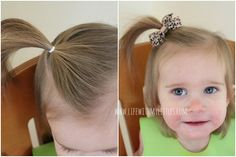 Baby and Toddler Girl Hairstyles - Life With My Littles Not sure how to style your baby girl or toddler girl's hair? Check out these simple hairstyles for little girls! Tons of cute ideas for baby girl or toddler girl hairstyles! Easy Toddler Hairstyles, Baby Girl Hairstyles, Trendy Hairstyles, Short Haircuts, Layered Hairstyles, Childrens Hairstyles, Medium Haircuts, Popular Haircuts, Girl Hair Dos