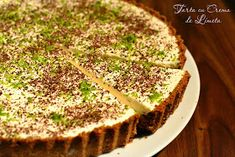 My Classic Cuisine: Tarta cu Crema de Limeta Quiche, Biscuit, Banana Bread, Cheesecake, Deserts, Goodies, Breakfast, Food, Cakes