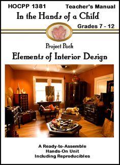 Interior Design Curriculum