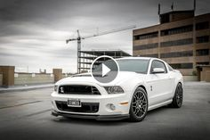 This time on TRC, we go for a ride in the Serious Autosport Ford Mustang Shelby GT500 and it is an absolute monster. The MPR Racing built 5.8-liter V8 uses a 4.5-liter Whipple supercharger to