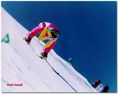 French Speed Skiing
