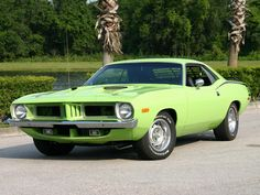 Plymouth Barracuda 340... i always wanted one of these...