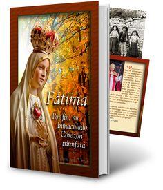 #VirgendeFatima #MensajesMarianos #LibroAparicionesFatima http://campanas.caballerosdelavirgen.org/librofatima/